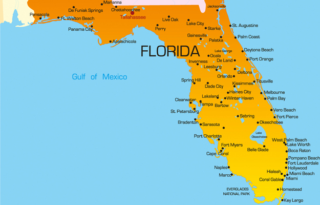 In State of Florida Movers in and near Florida