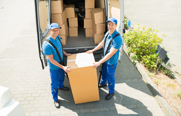 Professional Moving Services in and near Fort Myers Florida